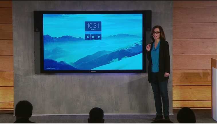 Microsoft Surface Hub
