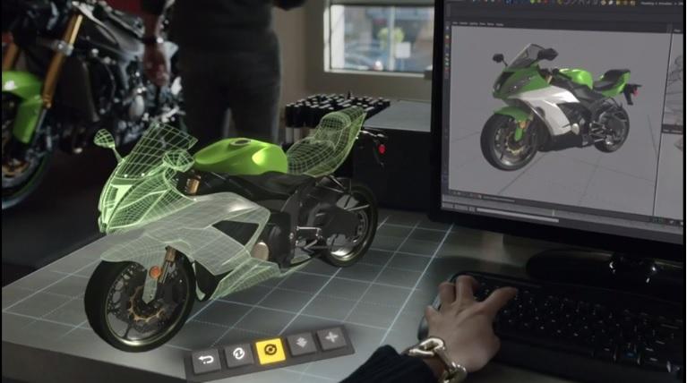 Microsoft Windows Holographic