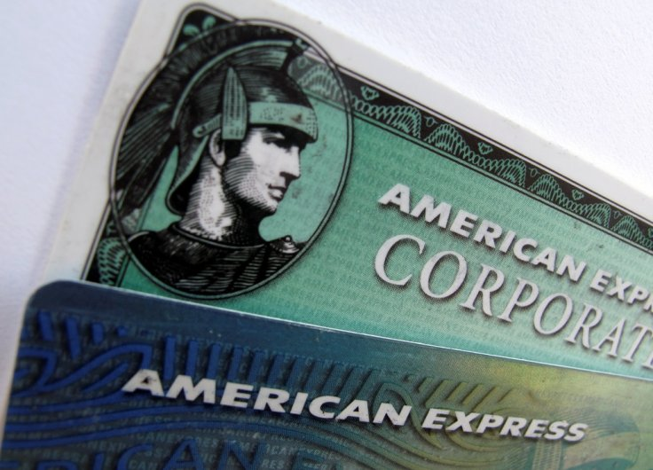 American Express cards
