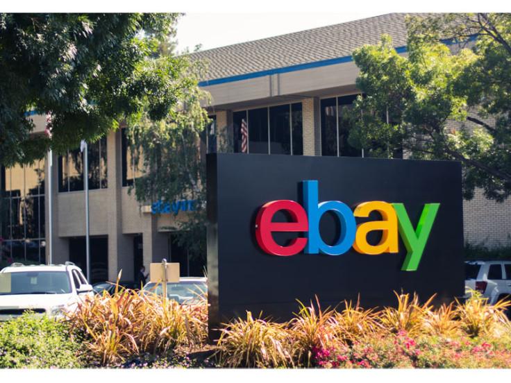 eBay Marketplaces signage (San Jose)