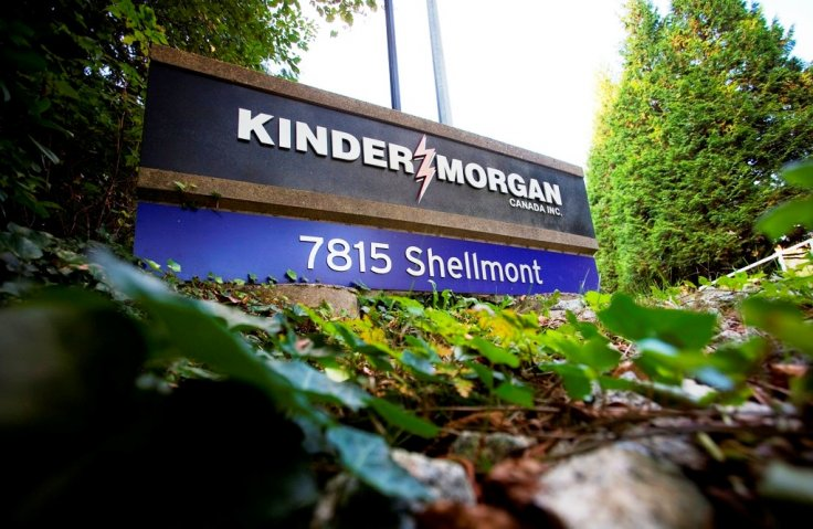 Kinder Morgan to invest $3bn on Bakken shale despite oil rout
