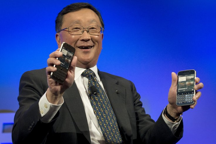 BlackBerry CEO: Developers should be forced to create apps for BlackBerry