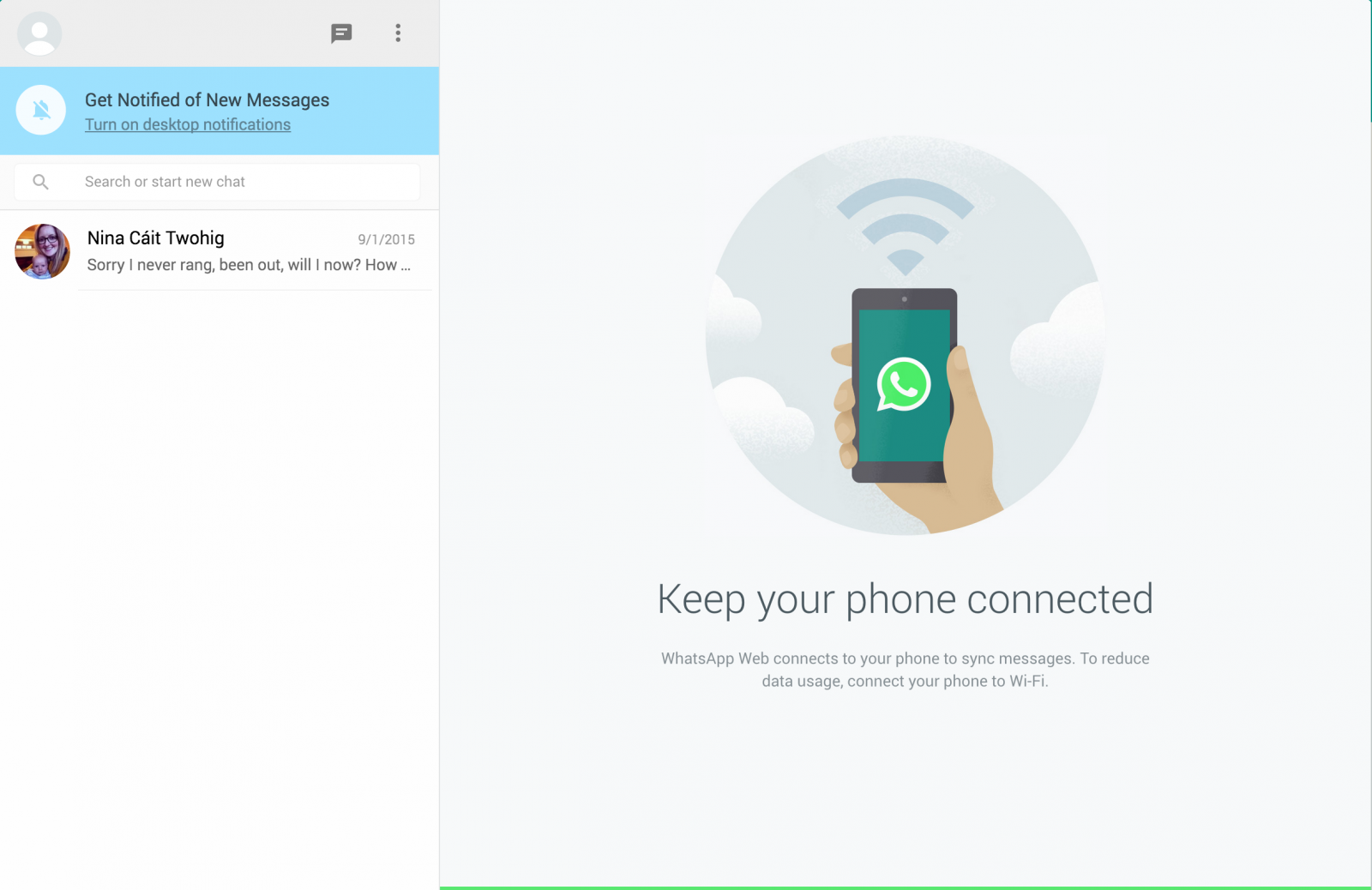 WhatsApp Web: How to use WhatsApp on a PC