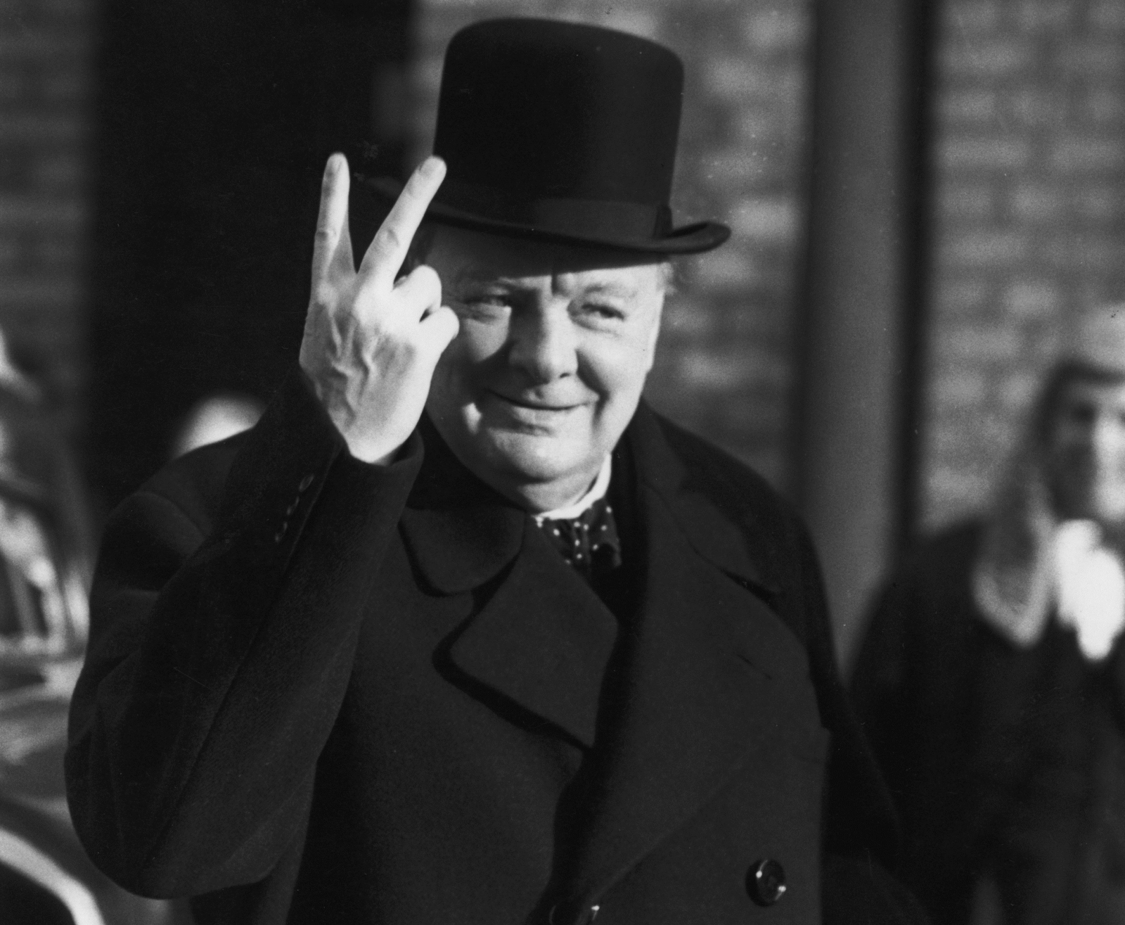 winston churchill born in bathroom book has some