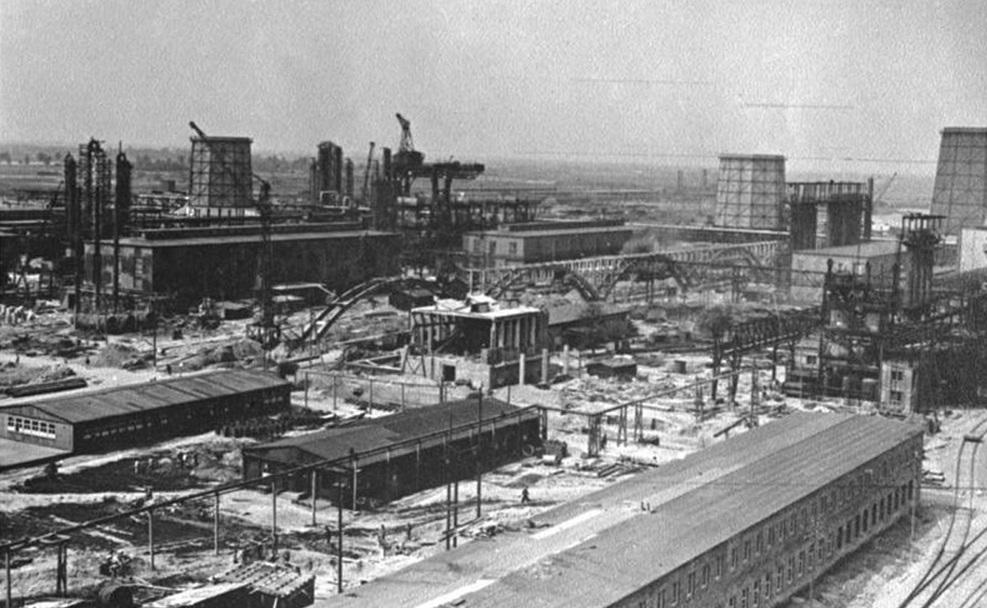 monowitz construction