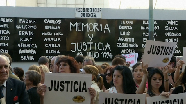 Protesters demand justice amidst allegations of Argentina-Iran cover-up