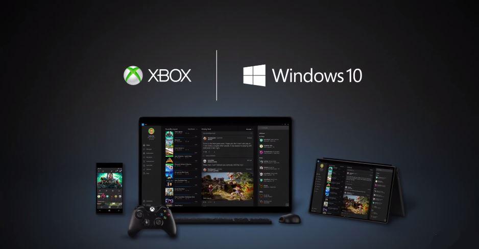 Xbox Windows 10