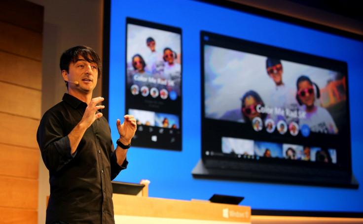 Windows 10 on smartphones