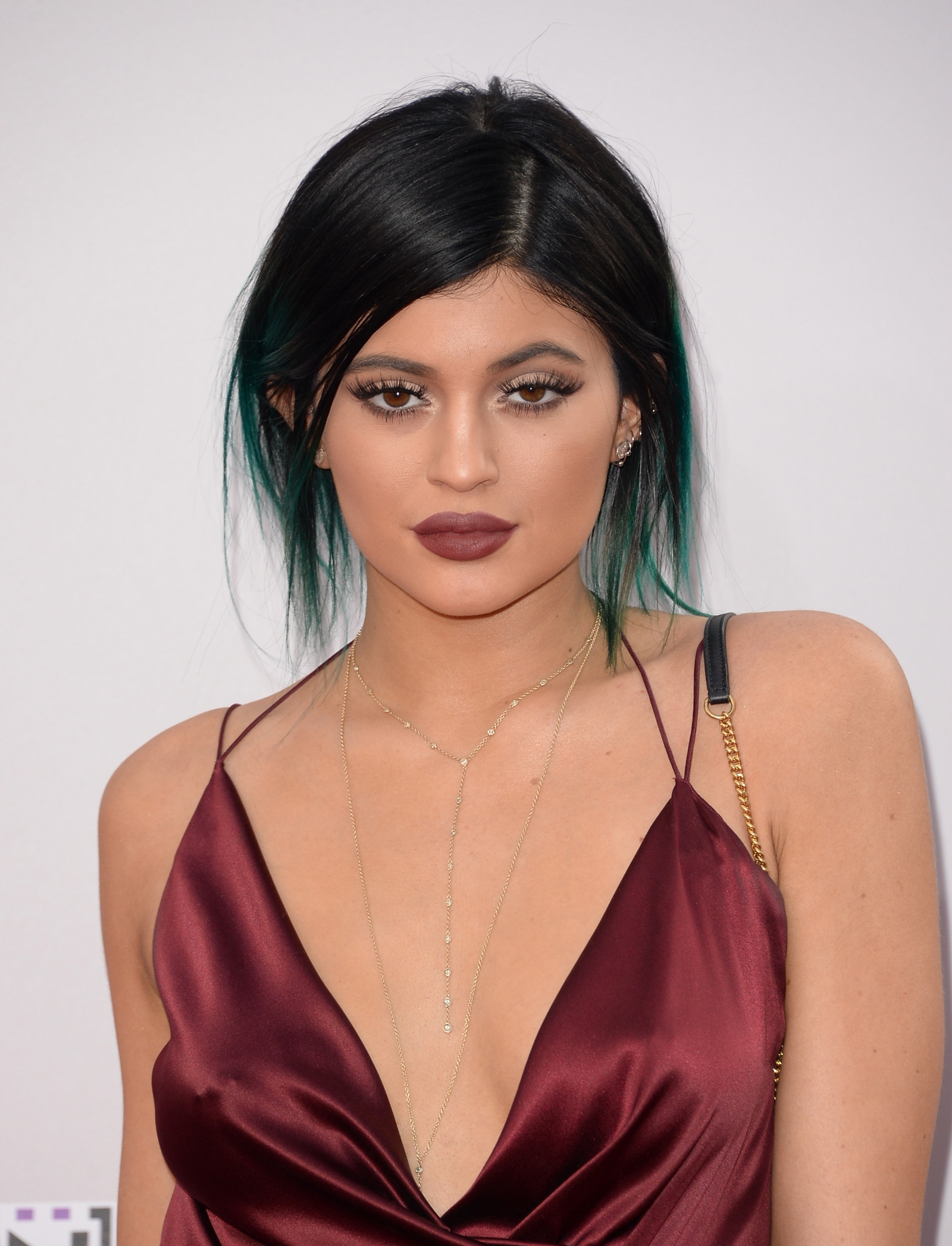 Kylie Jenner Arrives On The Red Carpet At Our Balmain X H: Kylie Jenner Bitterly Jealous Of Kendall Jenner's Career