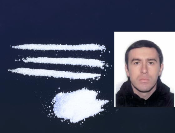 Paul Scott cocaine