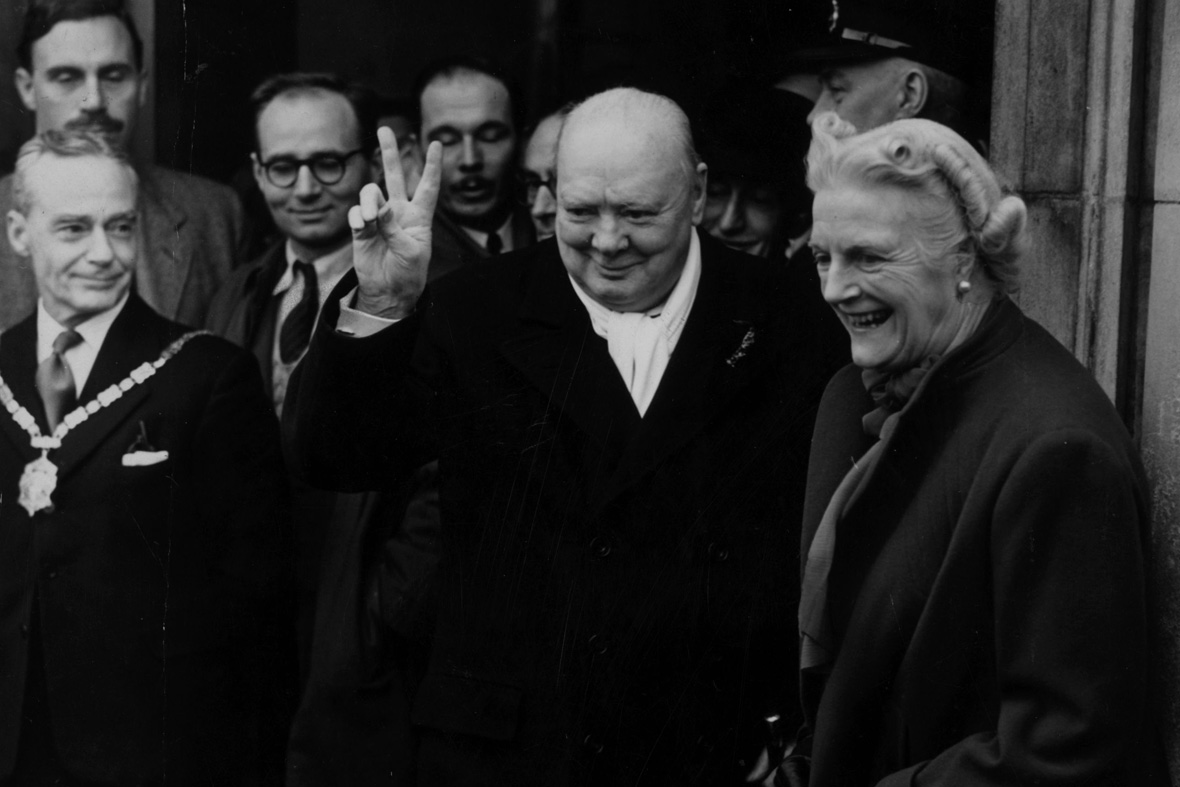 Winston Churchill a life in pictures