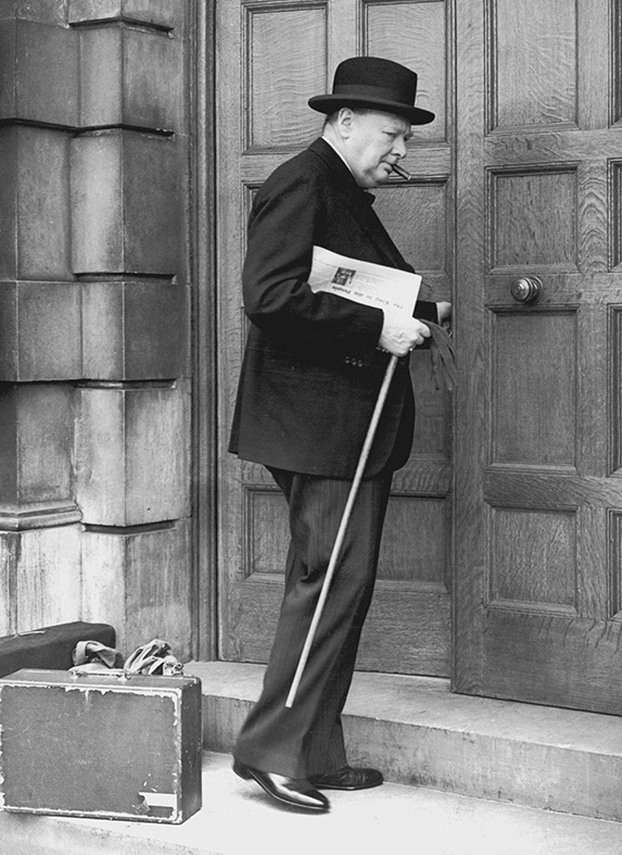 Winston Churchill: a life in pictures