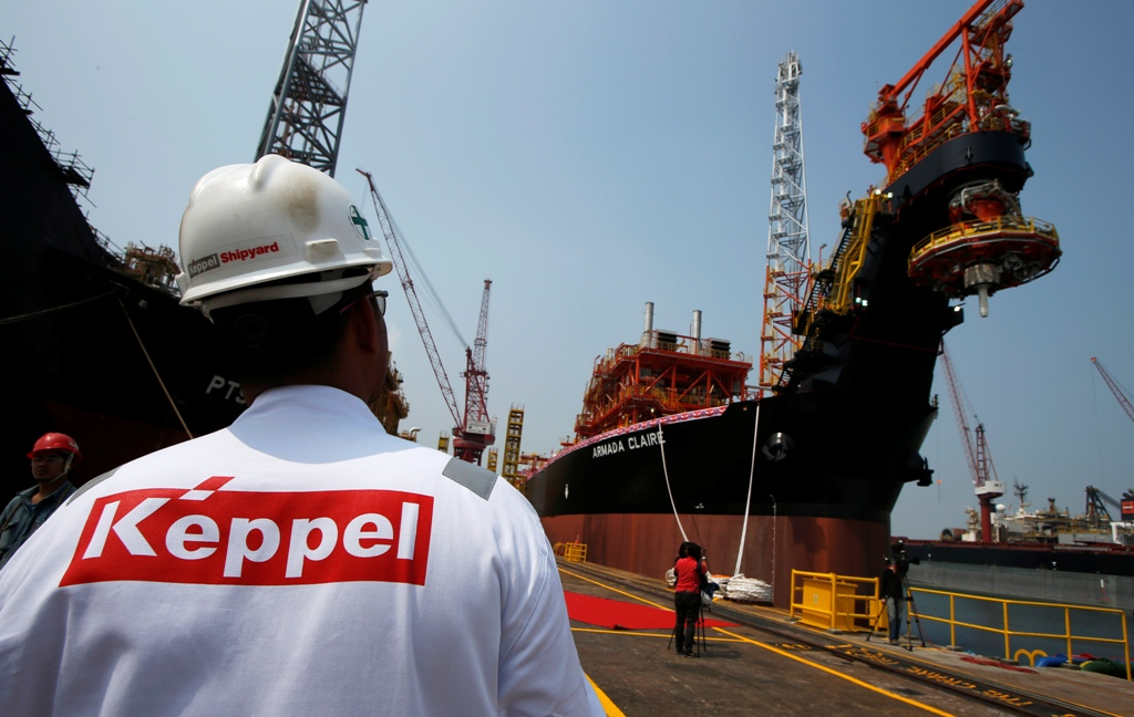 Singapore's Keppel offers to privatise realty unit in $2.8bn deal