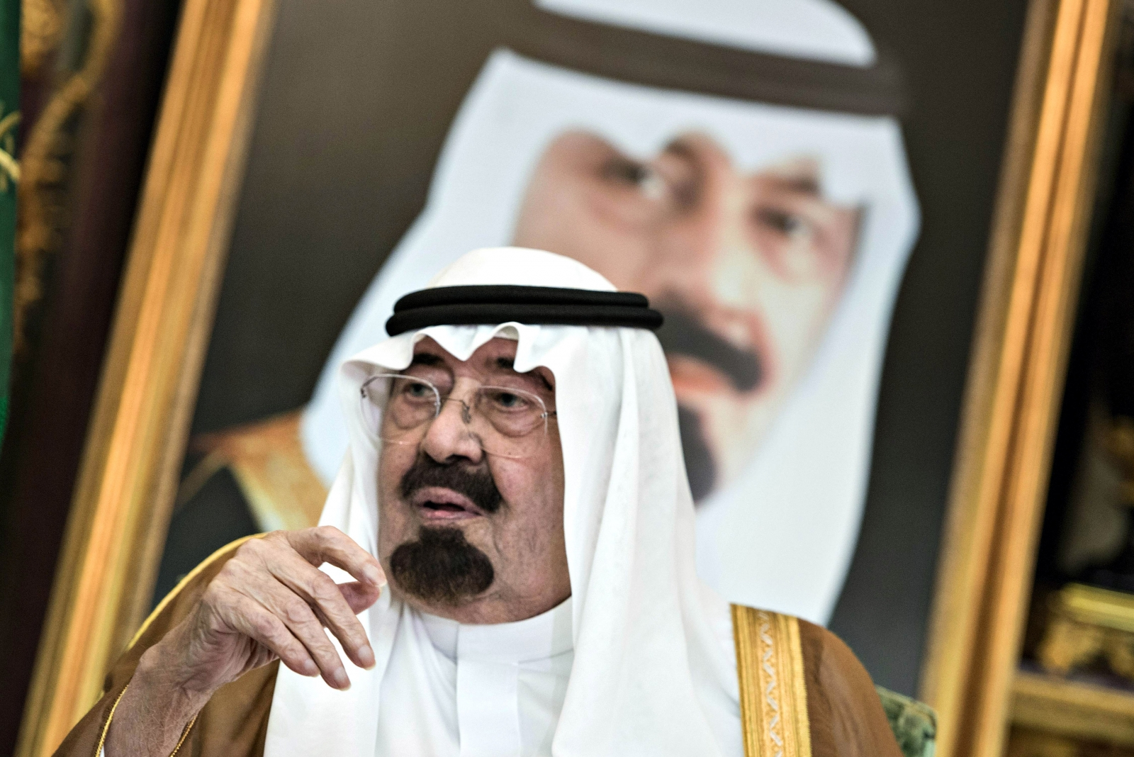 Saudi Arabia's King Abdullah dies