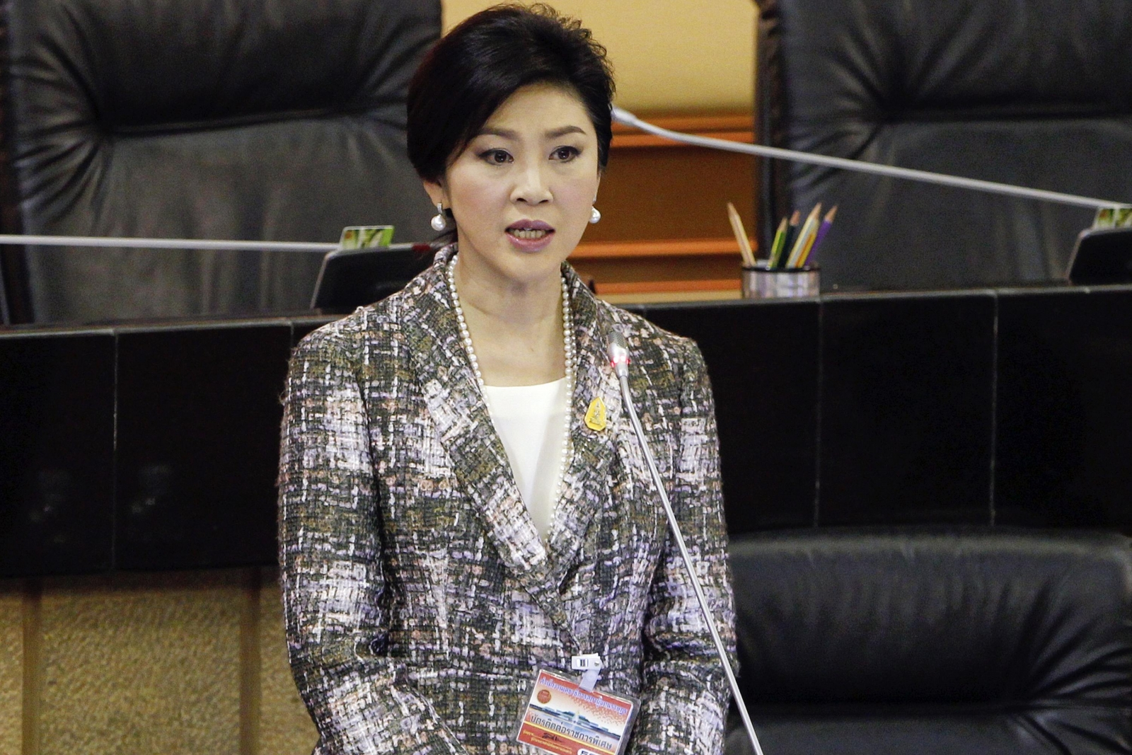 Thailand's Yingluck Shinawatra impeached by army-appointed legislature