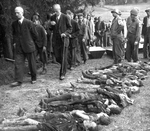 Germans dead Jewish women