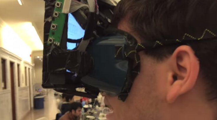 Brand Killer: Augmented reality goggles create real-world