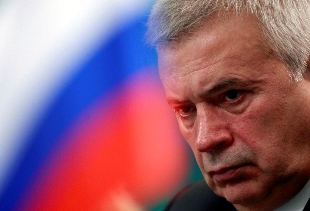 Lukoil CEO Vagit Alekperov