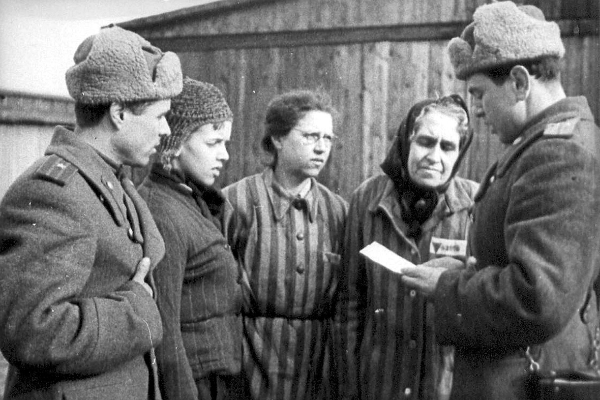 Holocaust Memorial Day 2015: Nazi genocide at Auschwitz concentration camp  [Graphic images]