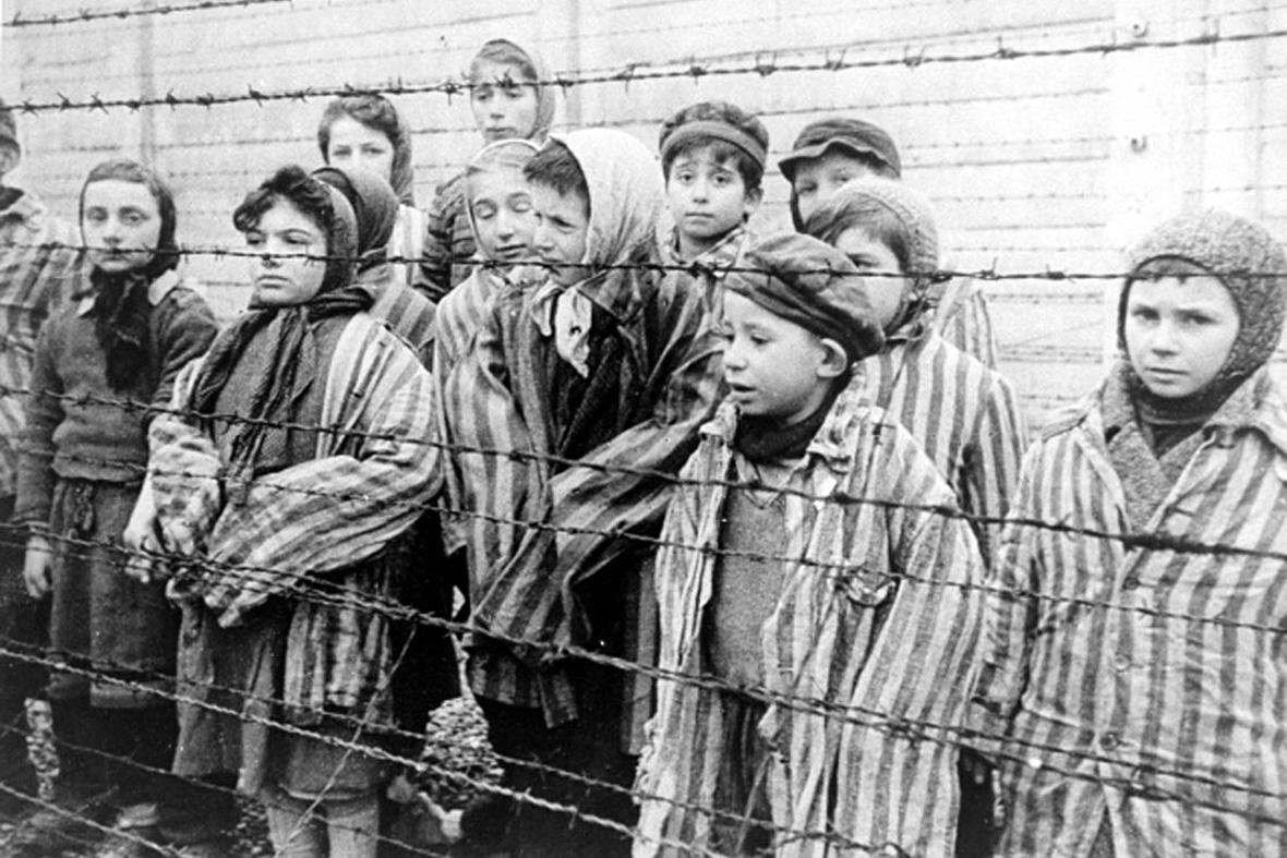 Auschwitz survivors
