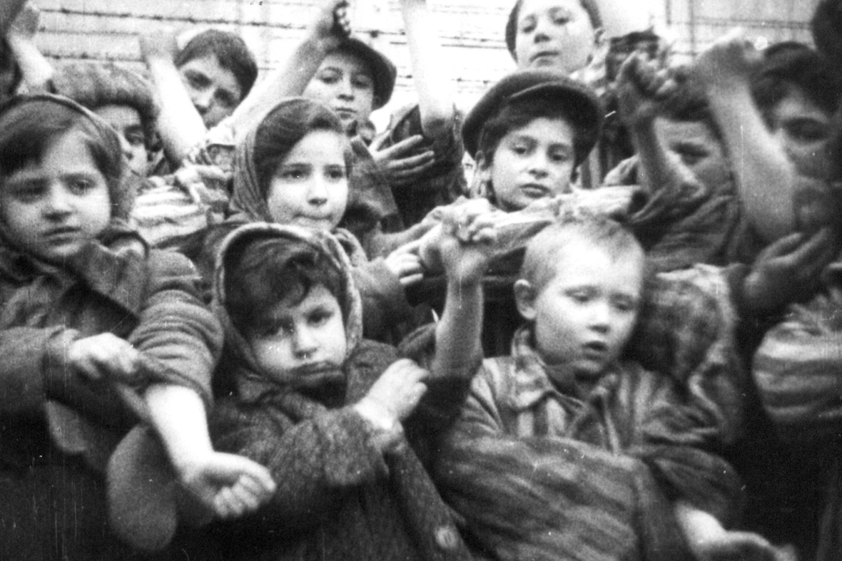 Personal Accounts During the Holocaust
