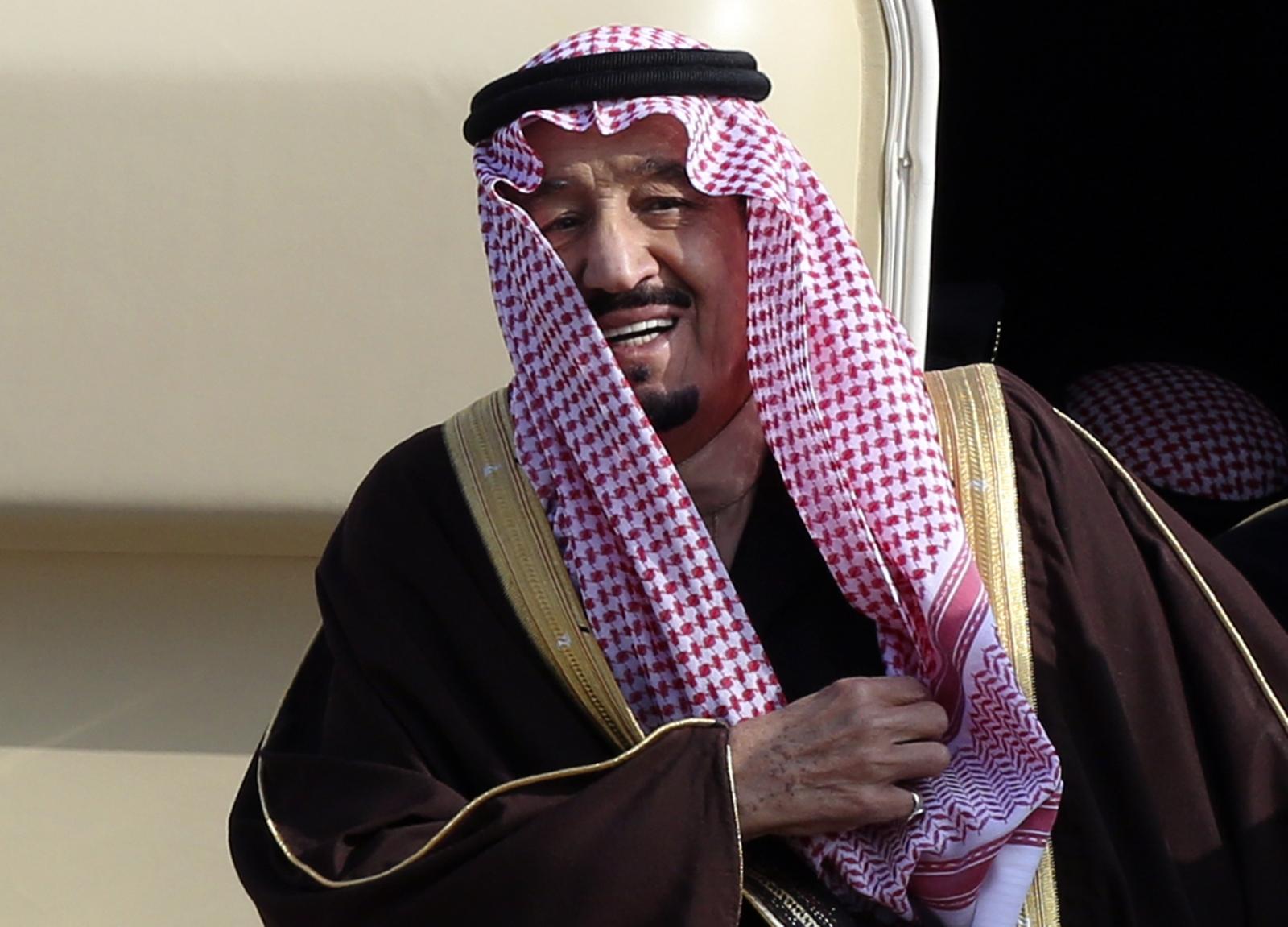 Saudi Arabia's new king Salman bin Abdul Aziz al-Saud