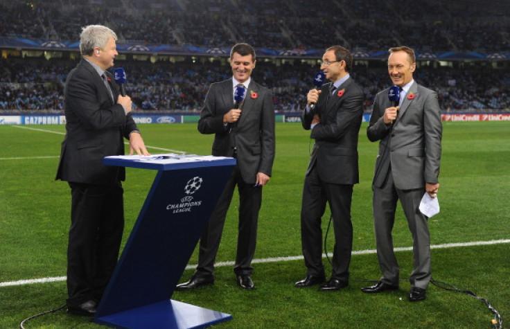 ITV coverage