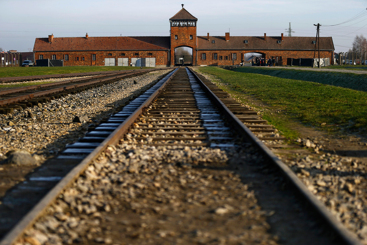 an examination of the town of auschwitz in southern poland Start studying the holocaust - final exam learn it consisted of auschwitz i to a violent massacre of jews in the southeastern polish town of kielce on.
