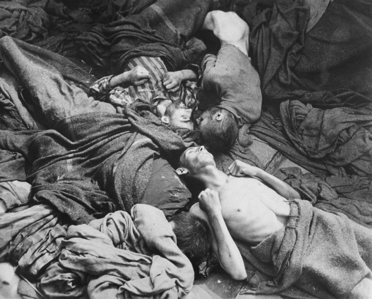 Dachau bodies