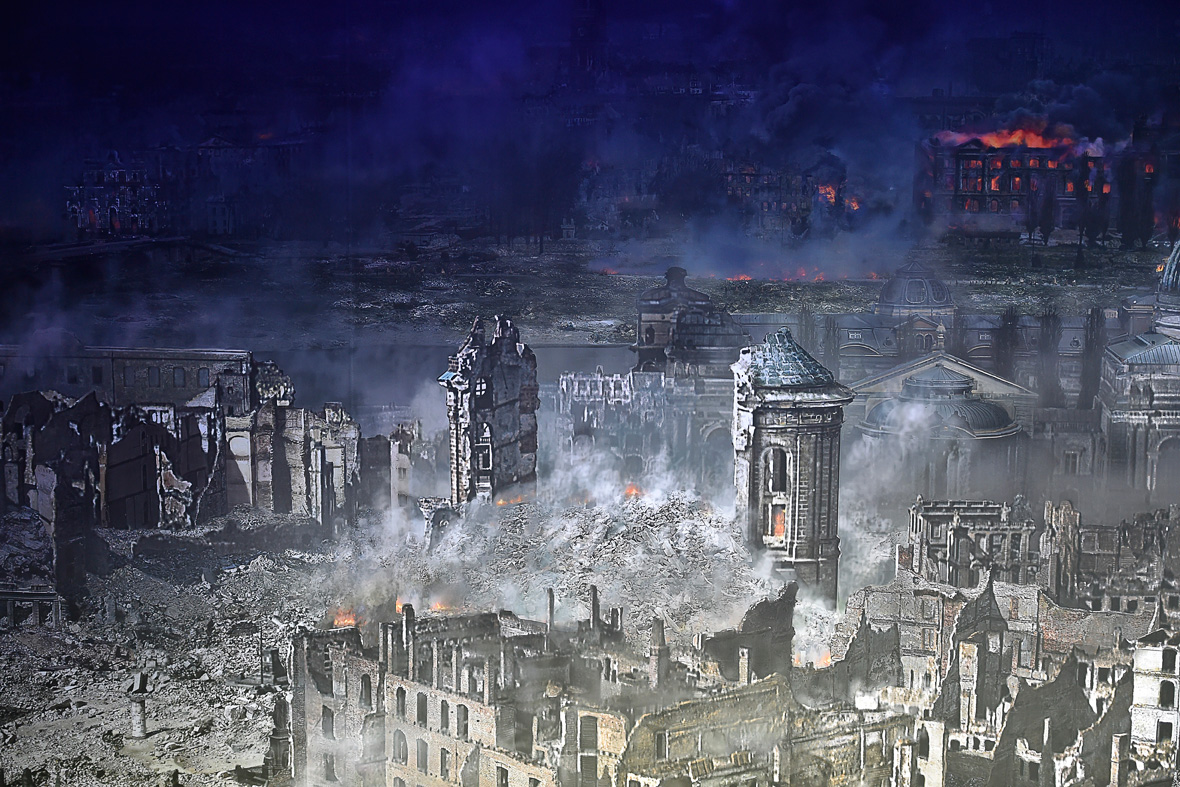 dresden bombing