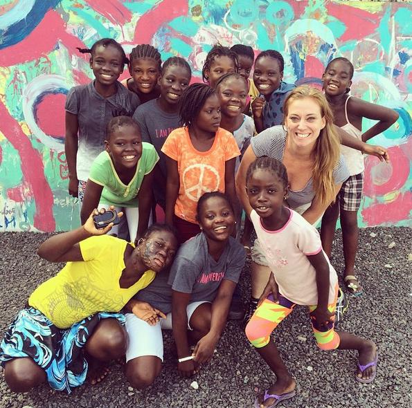 Katie Meyer  Ebola Liberia