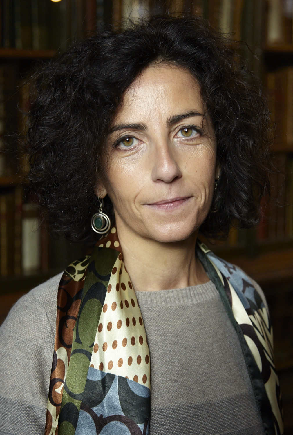 Dr Roberta Mazza, who has been following the papyrus fragment controversy since 2012