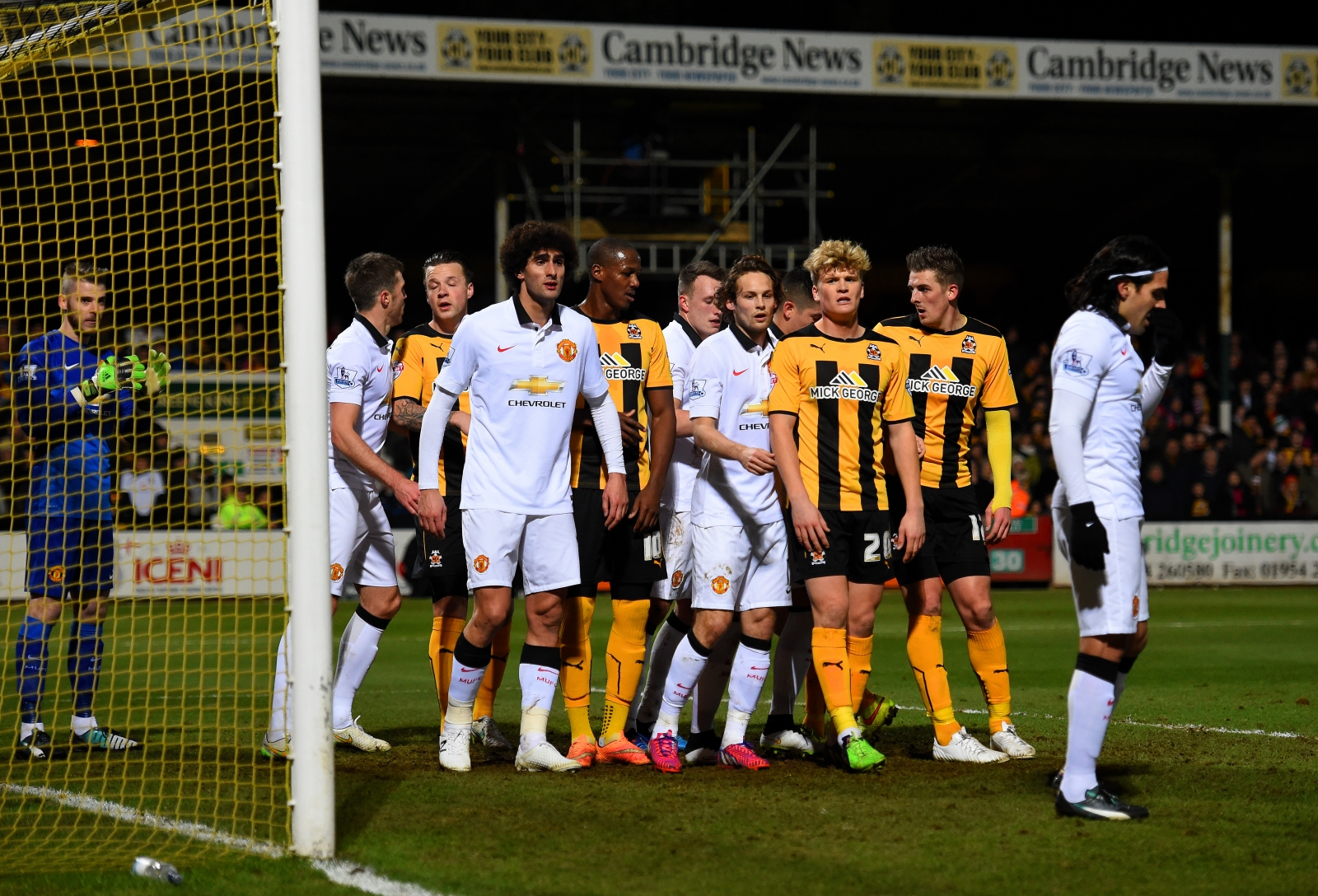 FA Cup fourth round: Cambridge United 0-0 Manchester ...