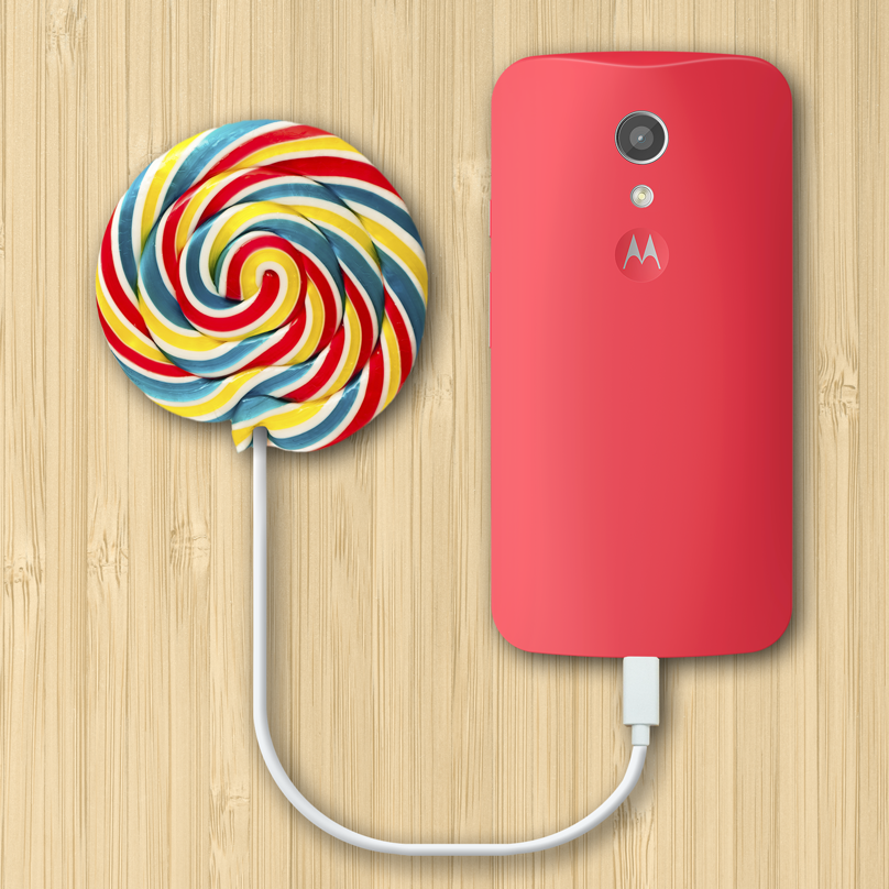 Android 5.0 (Lollipop) OS update now rolling-out to second-gen Moto G users in the Netherlands