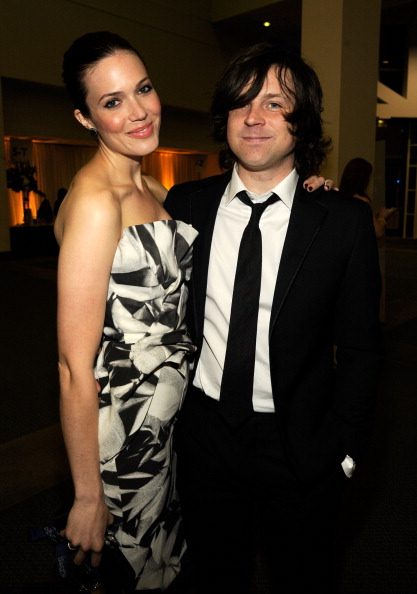 Mandy Moore and Ryan Adams split