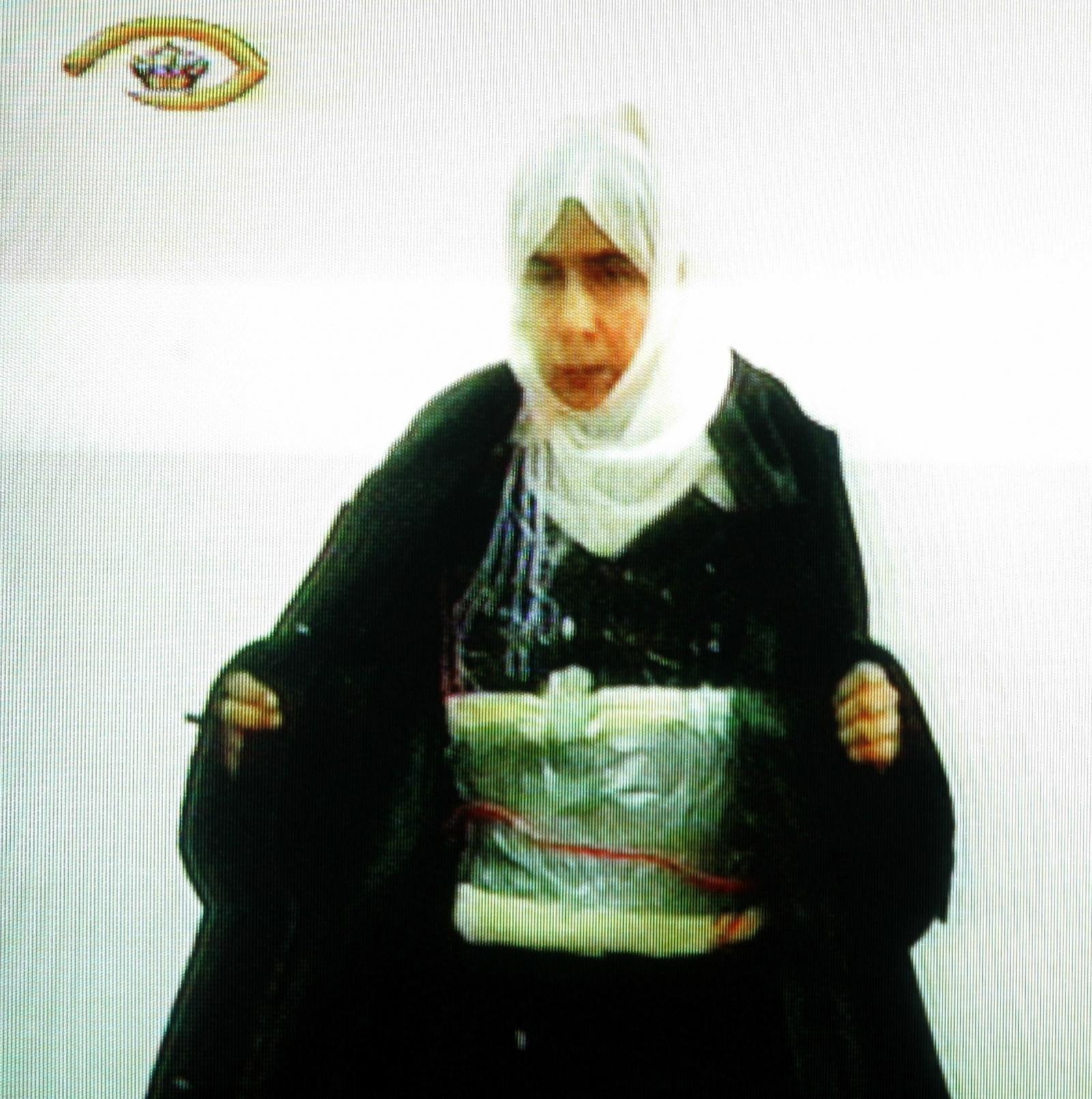 Sajida al-Rishawi