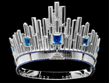 Miss Universe 2014 crown