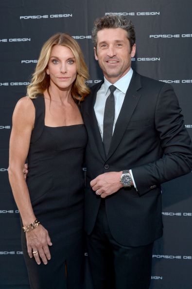 Patrick Dempsey and Jillian Fink split