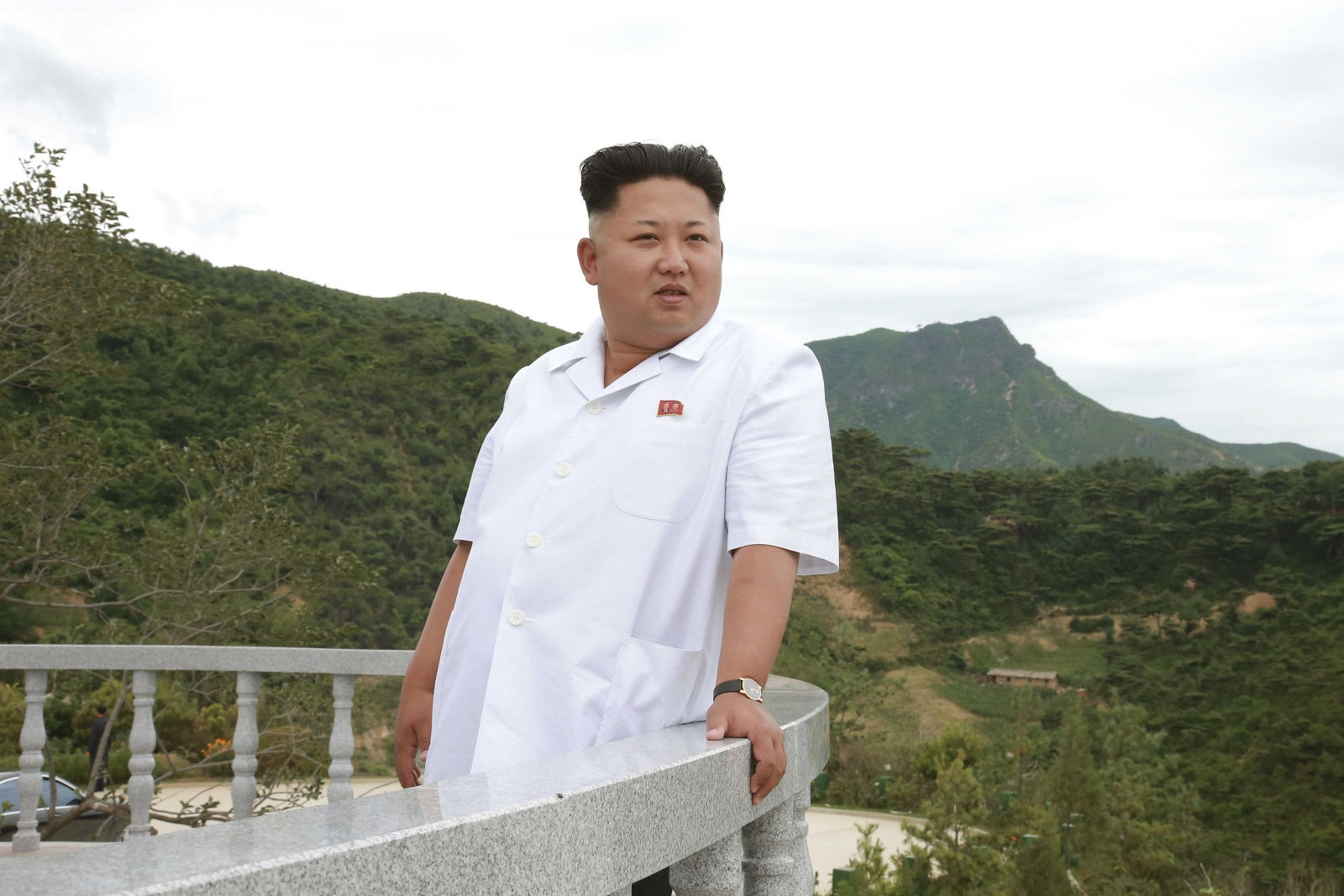 North Korean leader Kim Jong-un foreign trip
