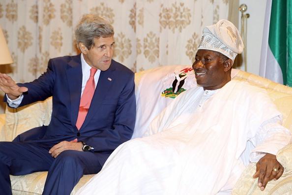 Nigeria US Boko Haram