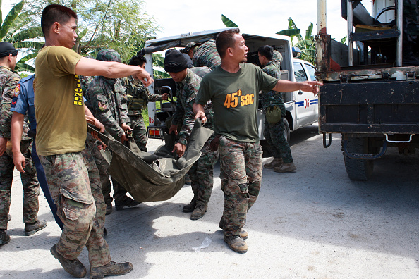 Philippines MILF violence
