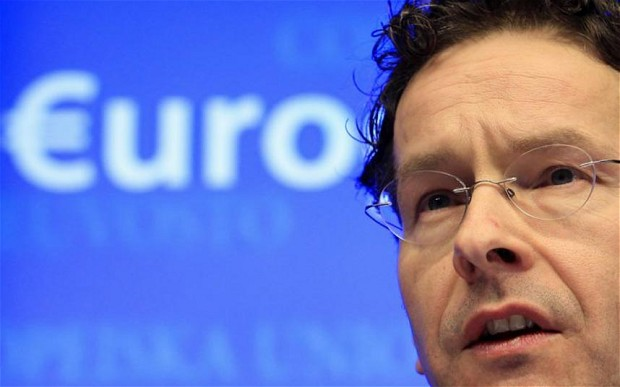 Eurogroup head says there is little support for Greece debt write-off