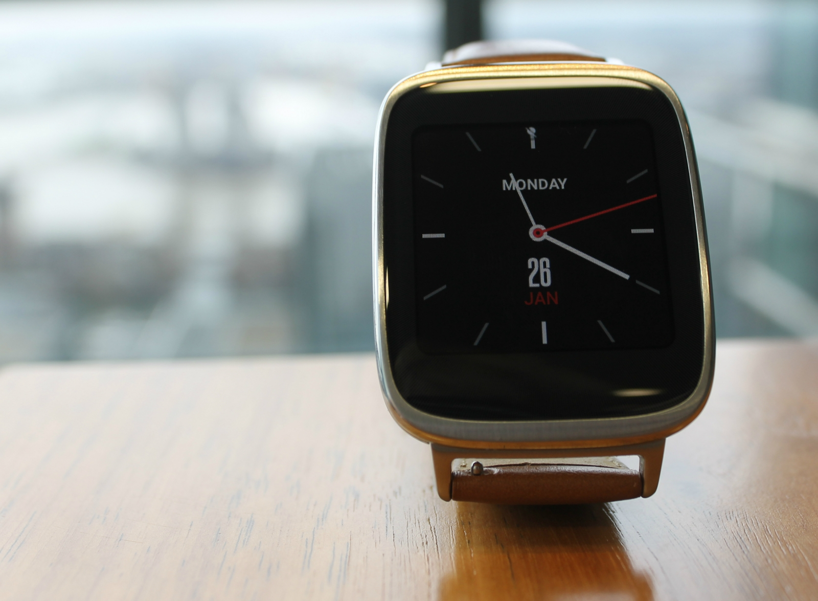 Asus next-gen Zenwatch tipped to offer battery life of up to seven days