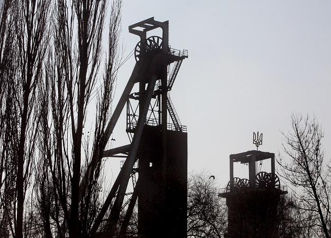 Zasyadko coal mine