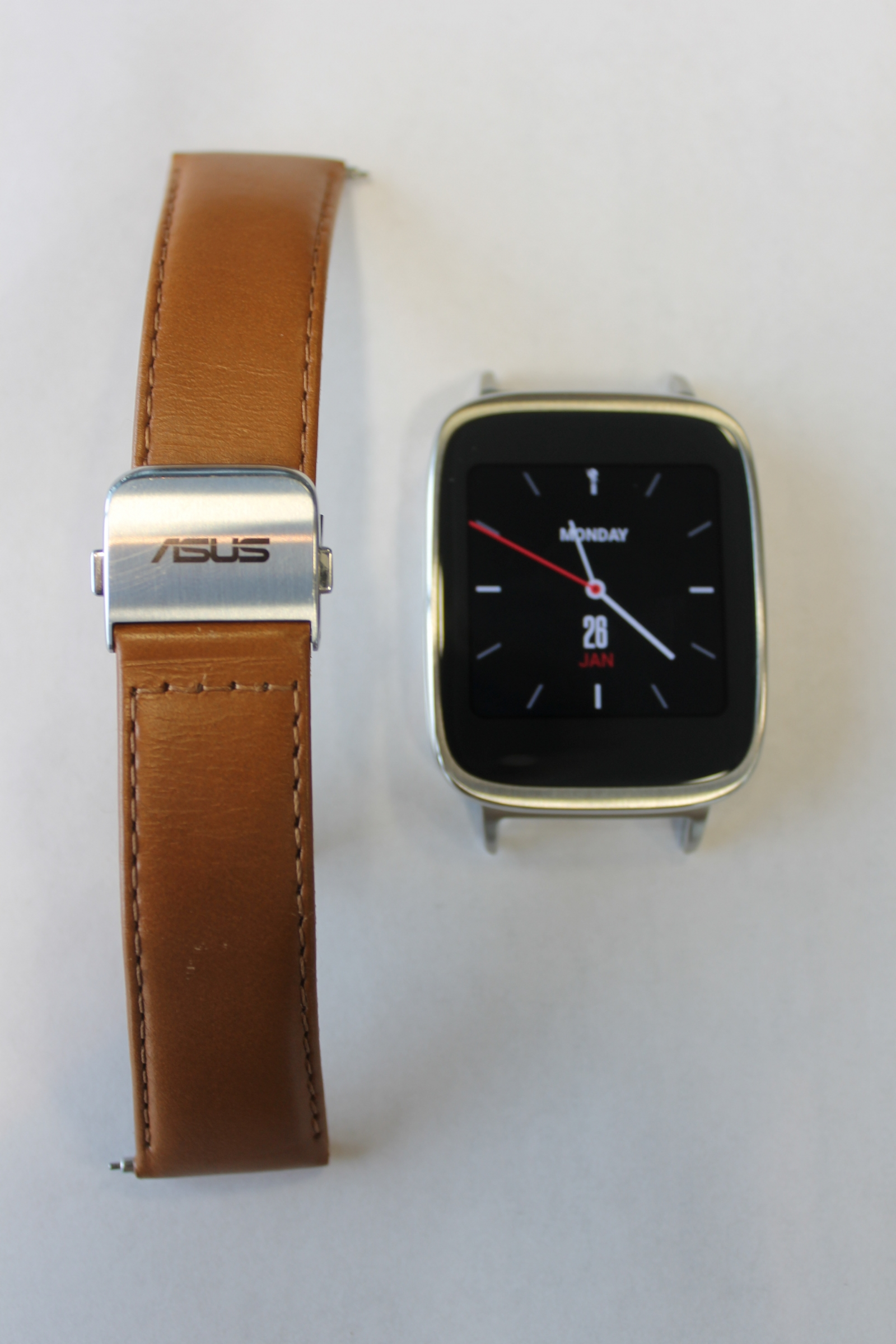 Asus ZenWatch review specs