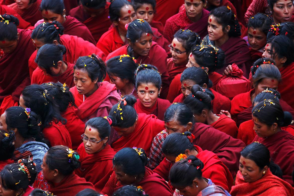 Swasthani Hindu festival Nepal