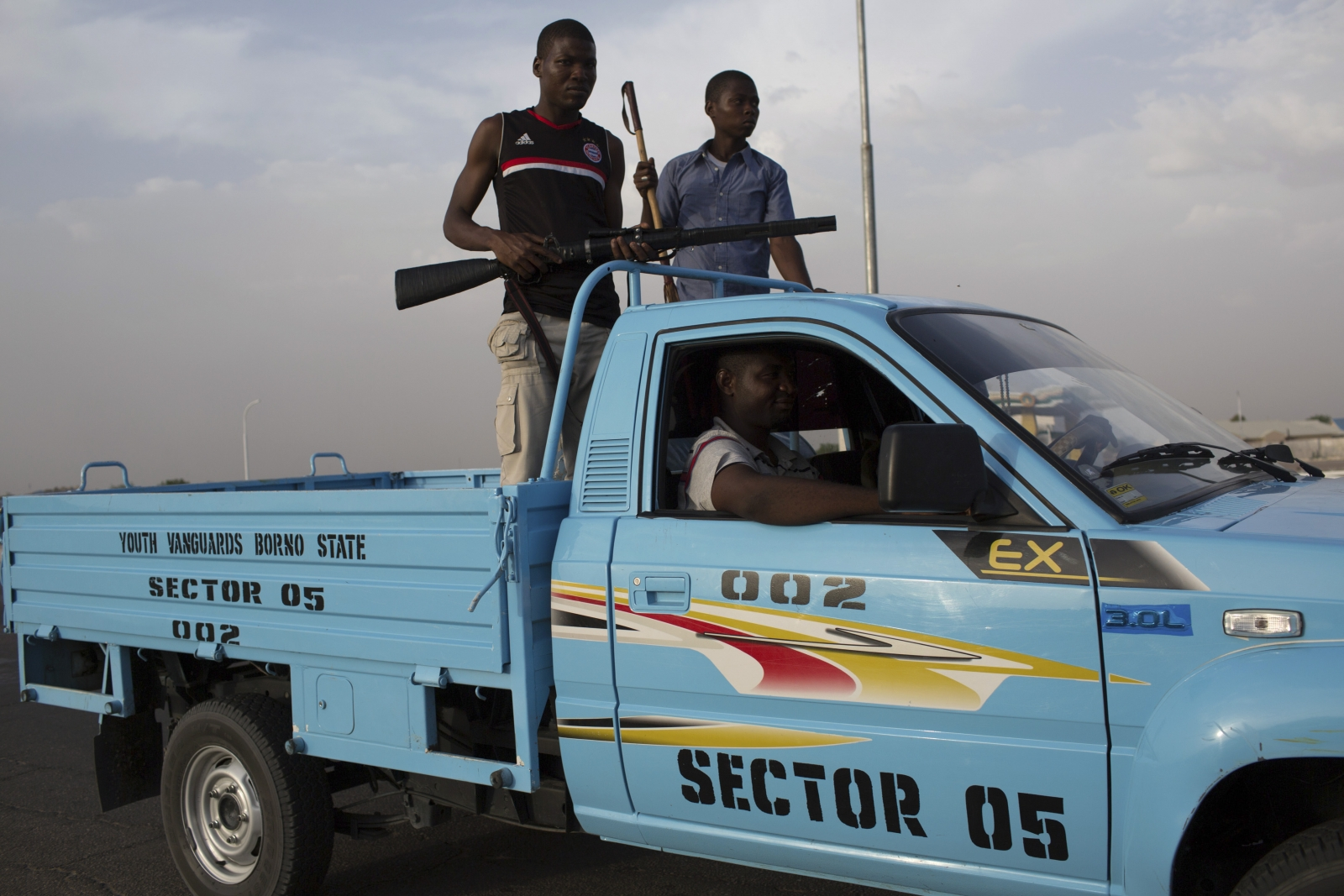 Maiduguri Boko Haram attack