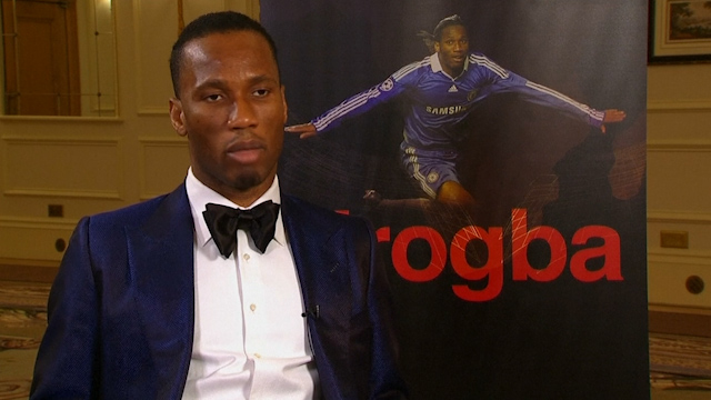 Didier Drogba says he owes 'a lot' to Frank Lampard