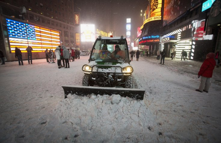 Winter Storm Juno: US East Coast faces 'worst snowstorm in history'