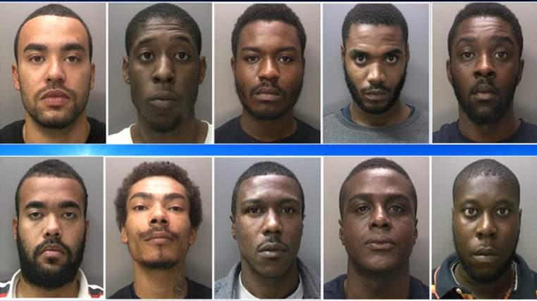 Coventry gang